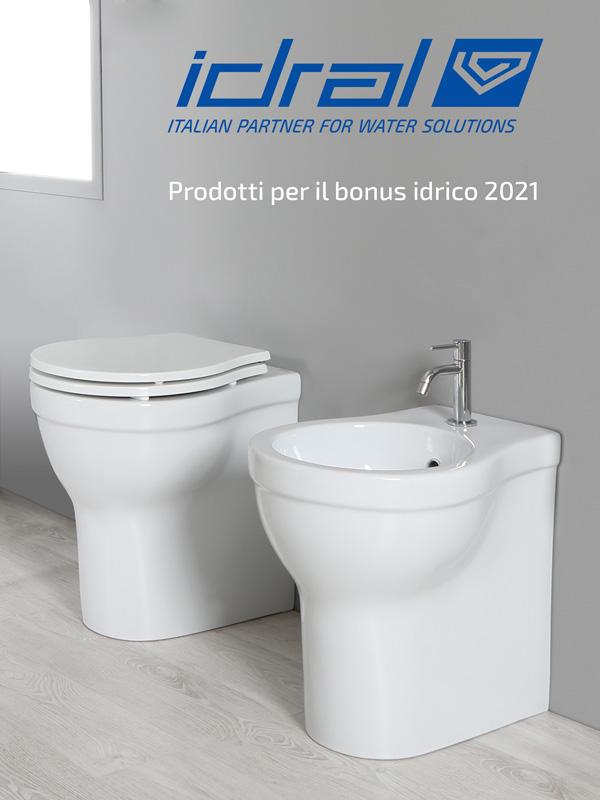 Prodotti Idral per bonus idrico